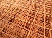 Rete metallica saldata BRC Fotografia Stock