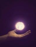 Retenir le système solaire. Image libre de droits
