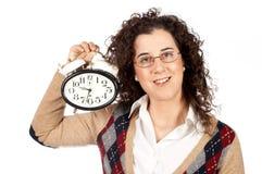 Retenir une horloge Image stock