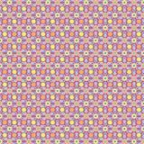 Reteo 70s Muster vektor abbildung