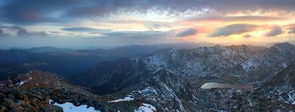 retezat национального парка Стоковые Изображения