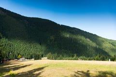 Retezat-Berg Stockfotos