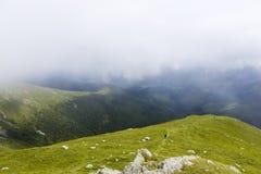 Retezat berg Royaltyfri Foto