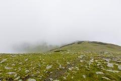 Retezat berg Royaltyfri Fotografi