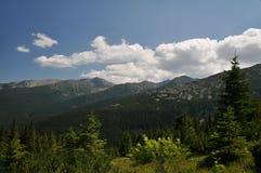 Retezat berg, Rumänien Royaltyfria Foton