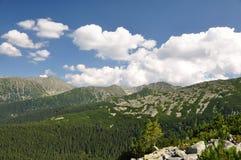 Retezat berg, Rumänien Royaltyfri Foto