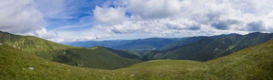 Retezat góra Zdjęcie Stock