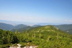Retezat góra, Rumunia Zdjęcia Royalty Free