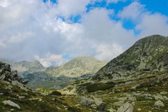 Retezat Góry Zdjęcie Royalty Free
