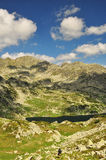 Retezat Lakes Royalty Free Stock Images