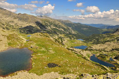 Retezat Lakes Royalty Free Stock Photos