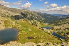 Retezat Lakes Royaltyfria Foton