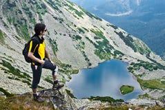 Retezat landscape royalty free stock images