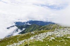 Retezat mountain Royalty Free Stock Photography