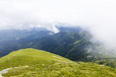 Retezat mountain Stock Photo