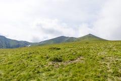 Retezat mountain Stock Image