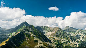 Retezat mountains Royalty Free Stock Photography