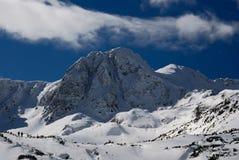 Retezat mountains in Carpathians, Romania Stock Images