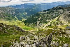 Retezat Mountains, Romania, Europe Stock Photos