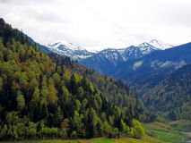 Retezat Nationalpark Lizenzfreies Stockfoto