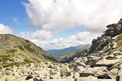 Retezat rocks. A picture from retezat national park,romania stock images