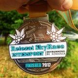 Retezat SkyRace Royalty Free Stock Photos