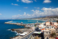 Rethymno 2 Stock Photo