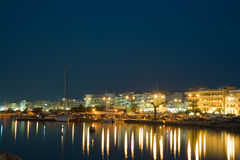 Rethymno Stock Photo