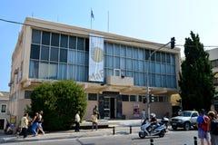 Rethymno city hall Stock Photography