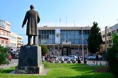 Rethymno city hall Royalty Free Stock Photography