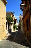 Rethymno, Crete Immagine Stock