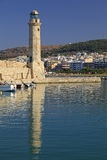 Rethymno, Crete Royalty Free Stock Images