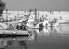 Rethymno, Crete Stock Images