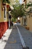 Rethymno, Crete, Greece Royalty Free Stock Photo