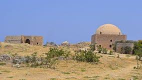 Rethymno in Crete, Greece Stock Photo
