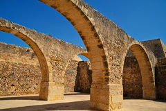 Rethymno Royalty Free Stock Images