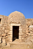 Rethymno Fortezza fortress detail Royalty Free Stock Photography
