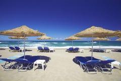 Rethymno, Griekenland stock foto's