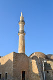 Rethymno Mosque Neratzes Royalty Free Stock Images