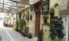 Rethymno. Old Town. Crete. Greece Stock Photo