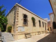 Rethymno public library Stock Photos