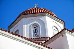 Rethymnon church detail Stock Image