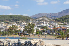 Rethymnon, Crete Royalty Free Stock Images