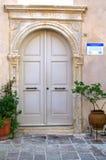 Rethymnon, Crete Stock Images