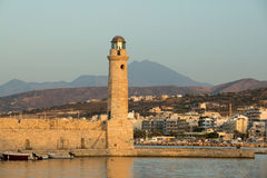 Rethymnon, Crete Royalty Free Stock Images