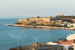 Rethymnon, Kreta Stock Afbeeldingen