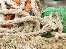 Reti da pesca Immagine Stock