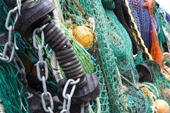 Reti da pesca 1 Fotografia Stock Libera da Diritti