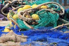 Reti da pesca immagine stock libera da diritti