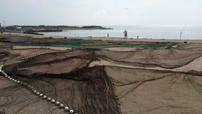 Reti dei pescatori Fotografia Stock Libera da Diritti